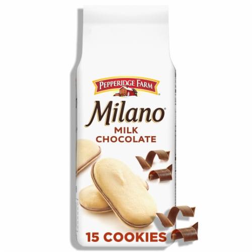 Milano Milk Chocolate Cookies Perspective: front
