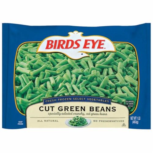Birds Eye Cut Green Beans Perspective: front