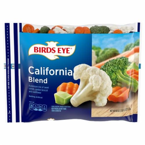 Birds Eye California Blend Vegetable Mix Perspective: front