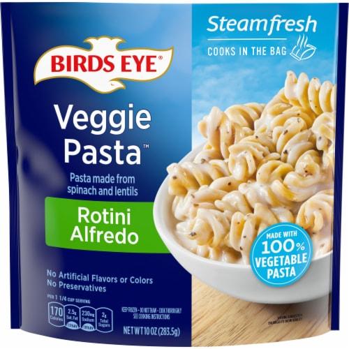 Bird's Eye Veggie Made Rotini Alfredo Perspective: front