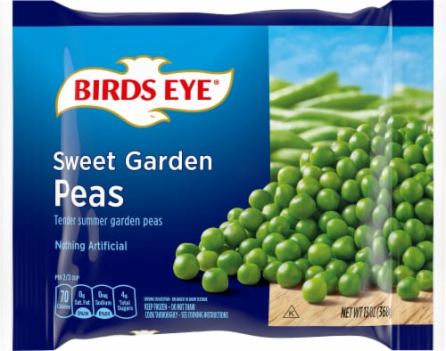 Birds Eye Sweet Garden Peas Perspective: front