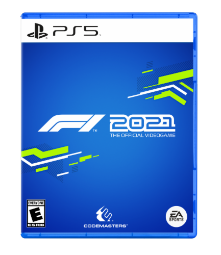 F1™ (2021 PlayStation 5) Perspective: front