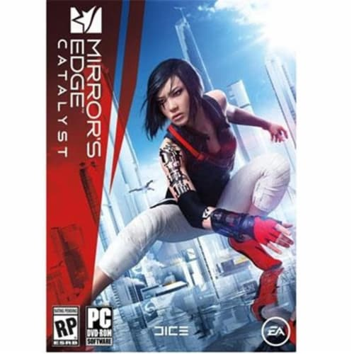 Electronic Arts 73388 Mirrors Edge Catalyst, PC Perspective: front