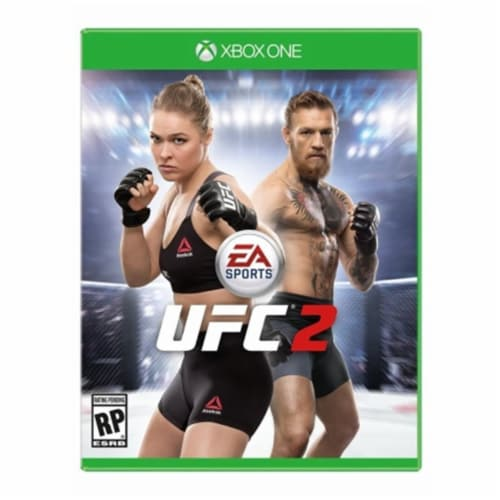 Electronic Arts 73401 EA Sports UFC 2, Xbox One Perspective: front