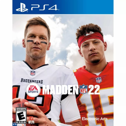 Madden NFL 22 (PS4) Perspective: front