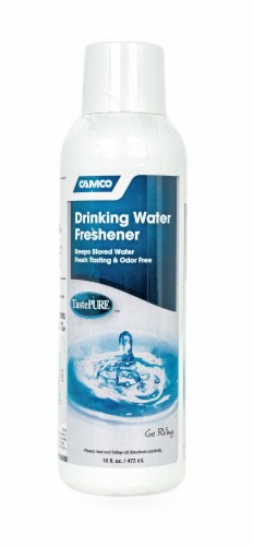 Camco TastePure Drinking Water Freshener Perspective: front