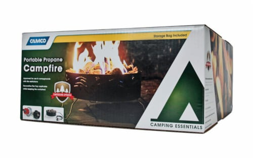 Camco Propane Camping Stove - Case Of: 1; Perspective: front