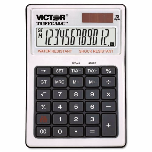 Victor  Business/Financial Calculator 99901 Perspective: front
