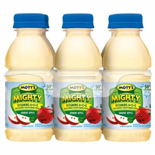 Mott's® Mighty Soarin' Apple Juice Perspective: front