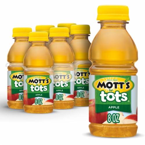 Mott's for Tots Apple Juice Perspective: front