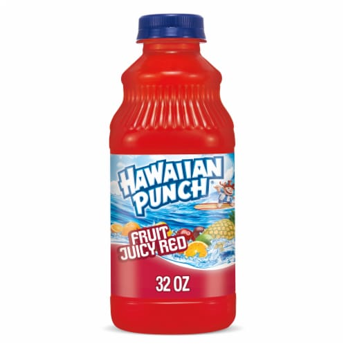 Hawaiian Punch Fruit Juicy Red Perspective: front