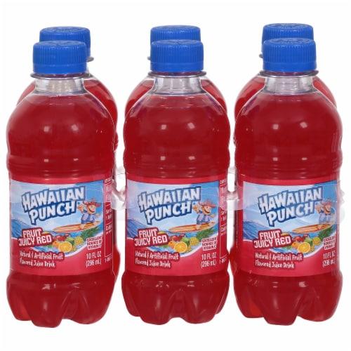 Hawaiian Punch Fruit Juicy Red Drink Perspective: front
