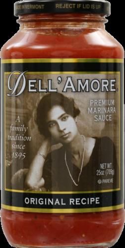 Dell'Amore Premium Marinara Sauce Perspective: front