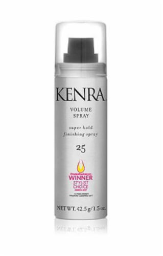 Kenra Volume Spray Super Hold Finishing Spray Perspective: front