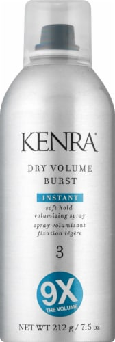 Kenra Dry Volume Burst Instant Volumizing Spray Perspective: front