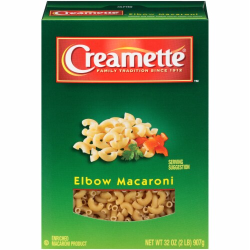 Creamette Elbow Macaroni Pasta Perspective: front