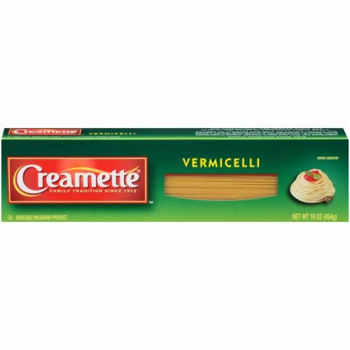 Creamette Vermicelli Pasta Perspective: front