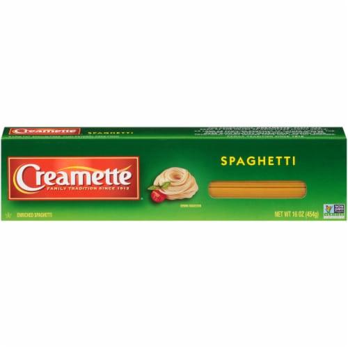 Creamette Spaghetti Pasta Perspective: front