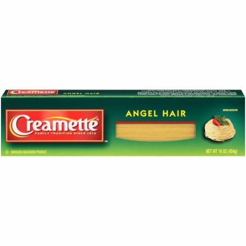 Creamette Angel Hair Pasta Perspective: front