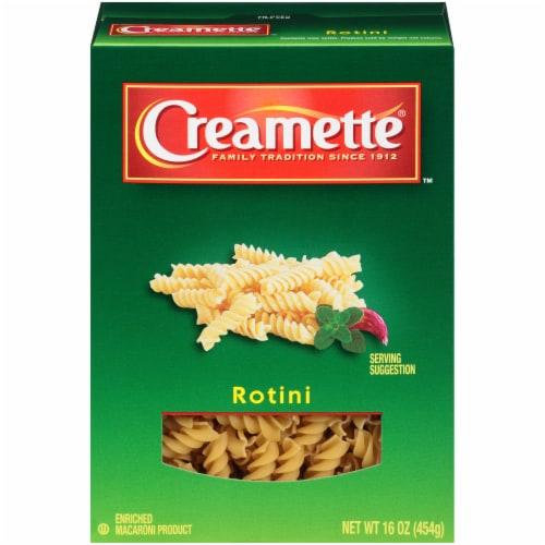 Creamette Rotini Pasta Perspective: front
