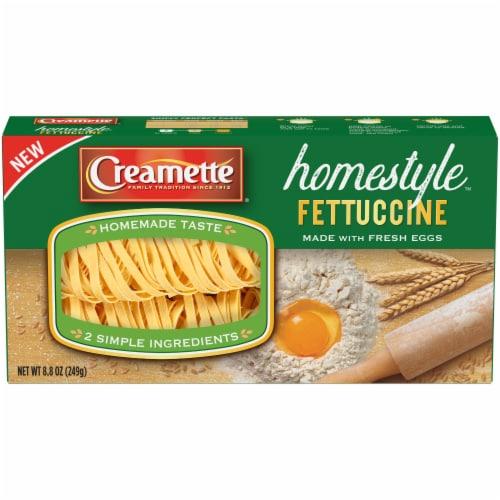 Creamette Homestyle Fettuccine Pasta Perspective: front