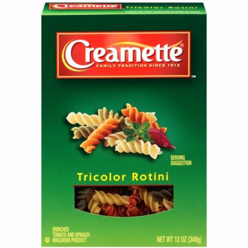 Creamette Tricolor Rotini Pasta Perspective: front