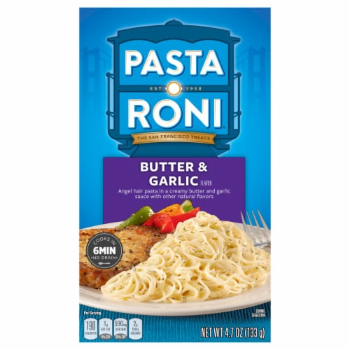 Pasta Roni® Butter & Garlic Angel Hair Pasta Mix Perspective: front