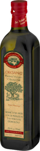 Montebello Organic Extra Virgin Olive Oil Perspective: front