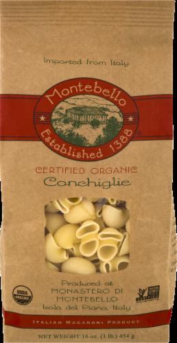 Montebello Organic Conchiglie Perspective: front