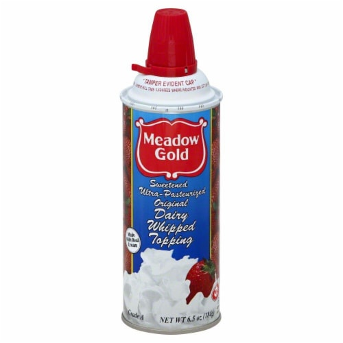 Meadow Gold Original Dairy Whipped Topping Perspective: front