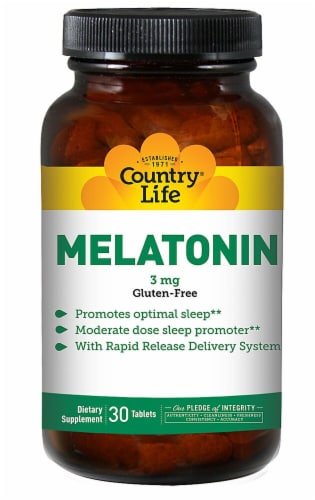 Country Life  Melatonin Perspective: front
