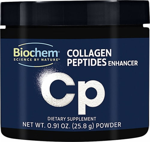 Biochem Sports  Cp Collagen Peptides Enhancer Perspective: front