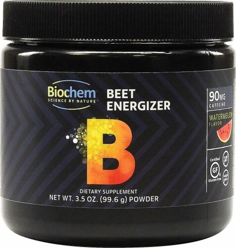Biochem Sports  Beet Energizer B Powder Perspective: front