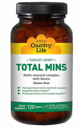 Country Life  Total Mins Perspective: front