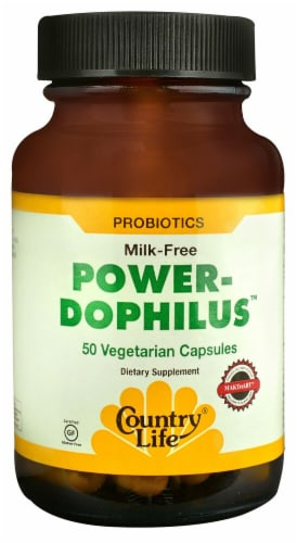 Country Life  Power-Dophilus™ Perspective: front