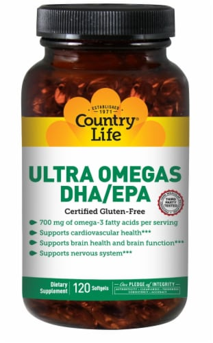 Country Life Ultra Omega Perspective: front
