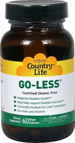 Country Life  Go Less® Perspective: front