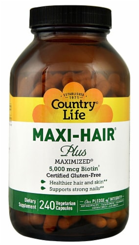 Country Life  Maxi-Hair® Plus Perspective: front