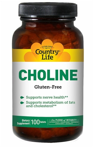 Country Life  Choline Perspective: front