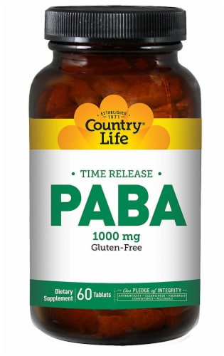 Country Life  PABA Tme Release Perspective: front