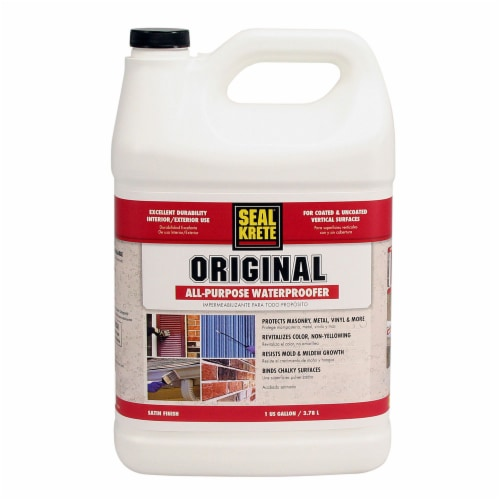 Seal-Krete 100001 Original Waterproofing Primer & Sealer gal Perspective: front
