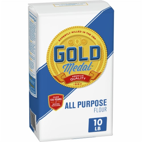 Gold Medal All-Purpose Flour Perspective: front