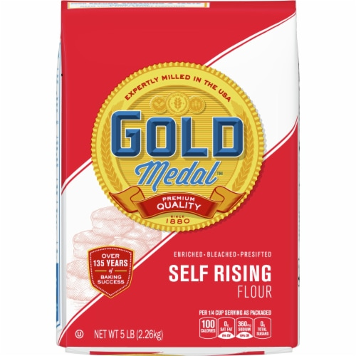 Gold Medal Self-Rising Flour Perspective: front