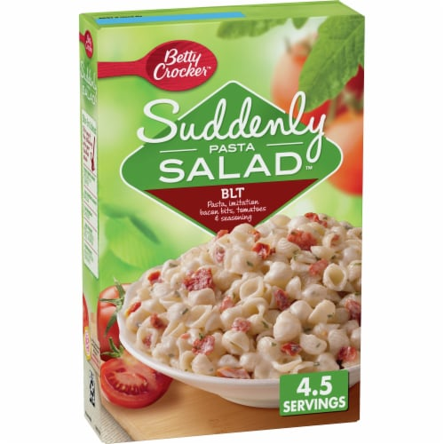 Suddenly Salad BLT Pasta Salad Perspective: front