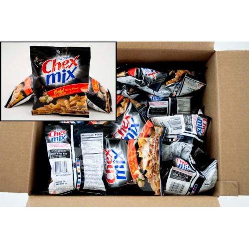 Chex Mix Bold Party Blend - 1.75 oz. bag, 60 per case Perspective: front