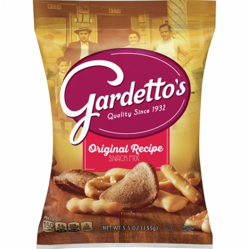 Gardettos, Family Classic, 5.5 Oz. BIG BAG (7 Count) Perspective: front