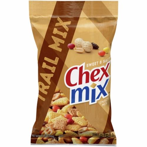 Chex Mix Sweet & Salty Trail Mix Snack Mix Perspective: front