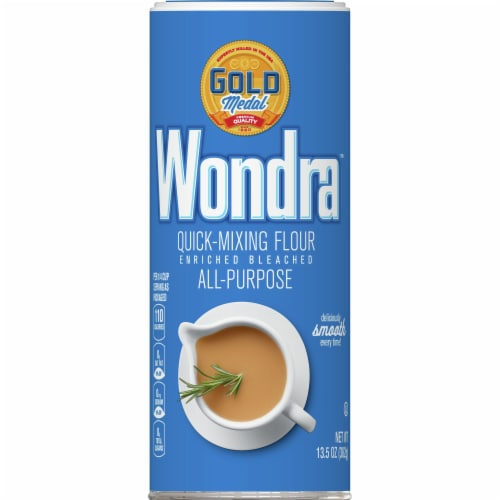 Gold Medal Wondra All-Purpose Quick-Mixing Flour Perspective: front