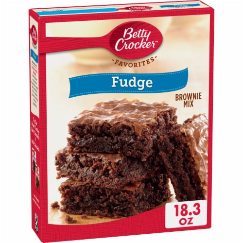 Betty Crocker Favorites Fudge Brownie Mix Perspective: front