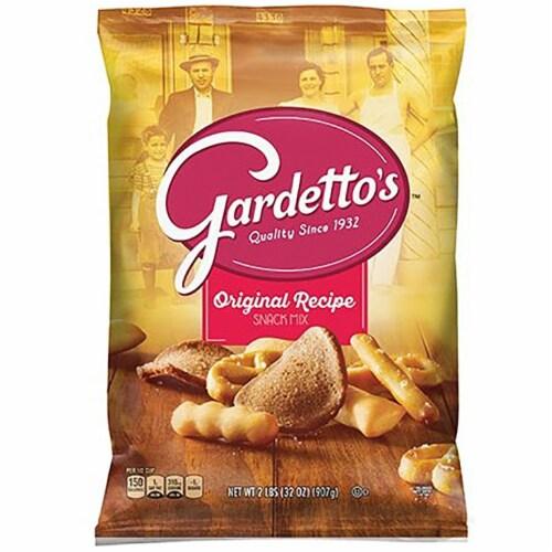 Gardettos Recipe Snack Mix Original, 32 Ounce Each -- 8 Per Case Perspective: front
